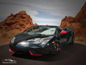 Lamborghini Gallardo Las Vegas
