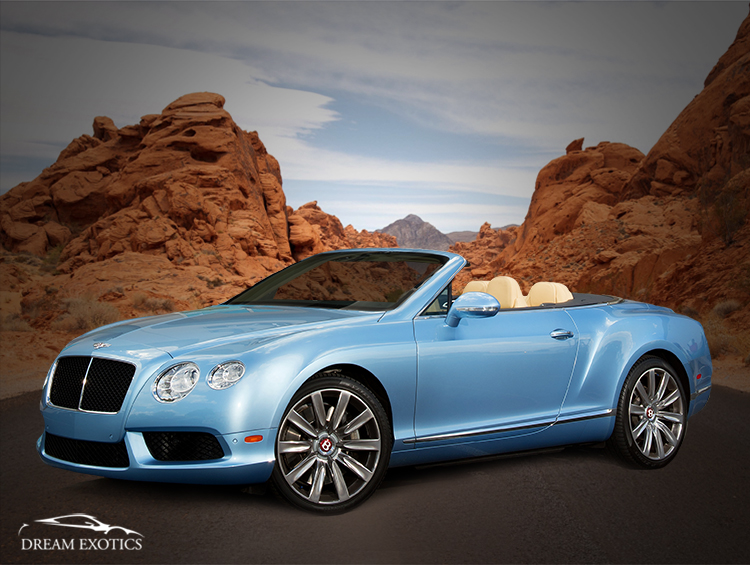 Exotic Rental Cars Las Vegas