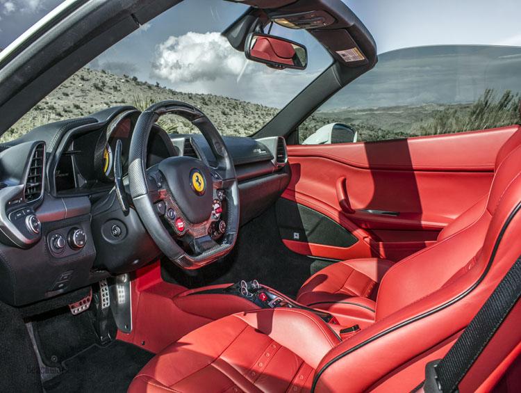 Ferrari Rental Las Vegas