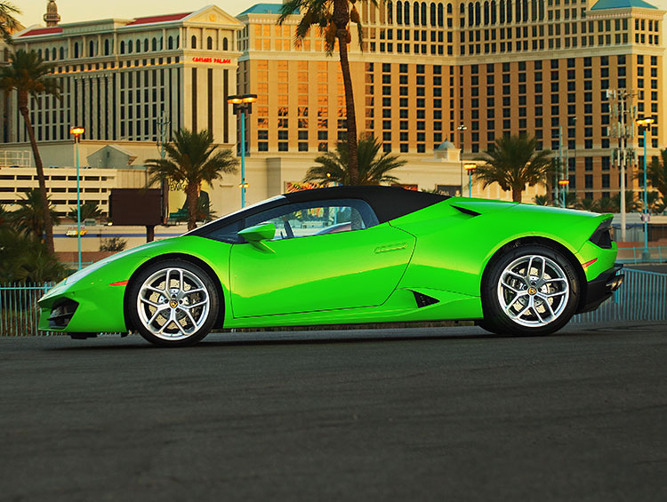 Exotic Car Rental Las Vegas
