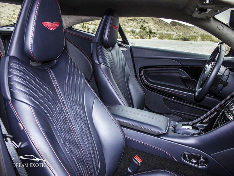 Aston Martin Rental Las Vegas