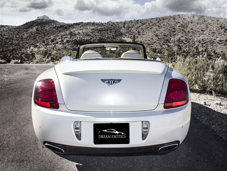 Bentley Rental Las Vegas