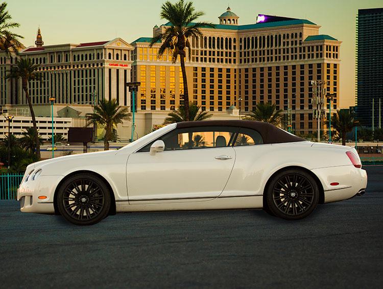 Bentley Rental Las Vegas