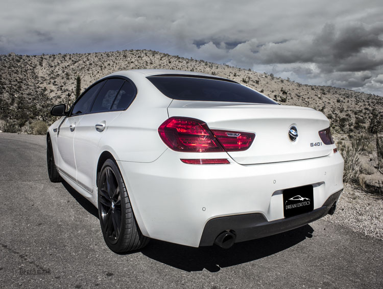 BMW Rental Las Vegas