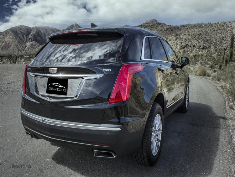 Cadillac SUV Rental