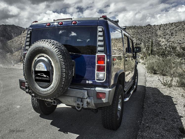 Hummer Rental Las Vegas