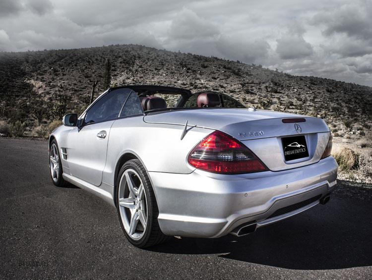 2011 mercedes benz sl550 las vegas exotic car rental for Mercedes benz rental las vegas