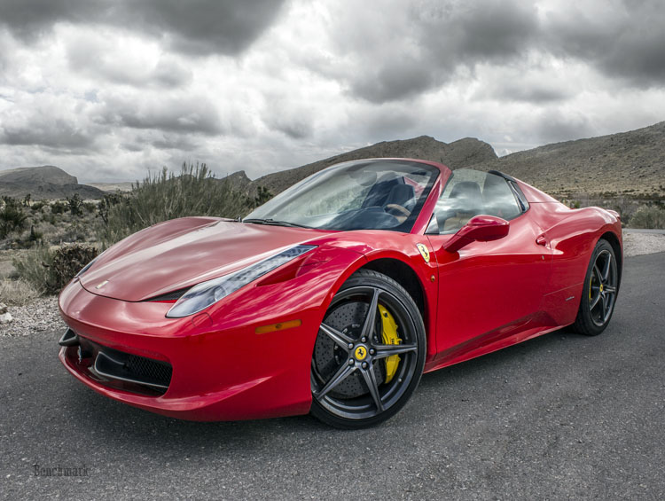 Rent High End Cars In Las Vegas