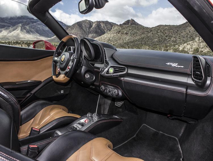 Rent A Ferrari Las Vegas