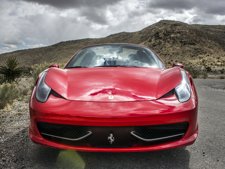 Good Rent A Ferrari Las Vegas