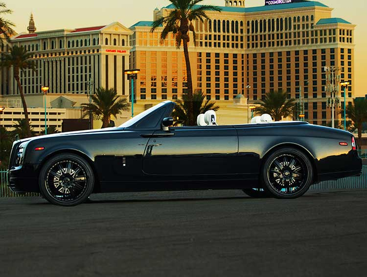 Exotic car rental las vegas cost 16