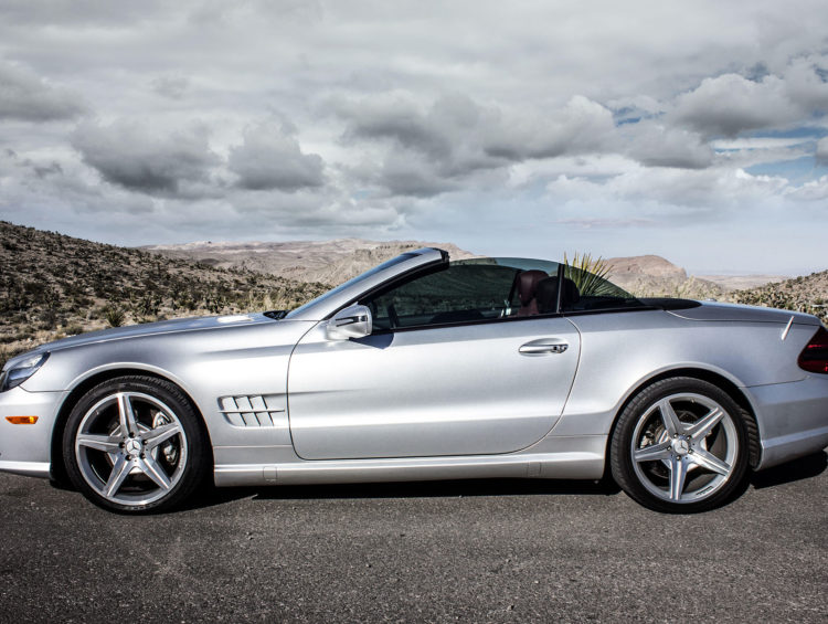 Mercedes-Benz Rental Las Vegas