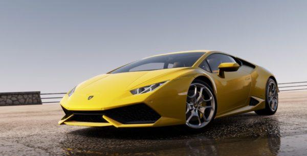 Lamborghini Huracan Rental Las Vegas