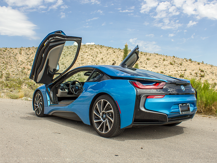 BMW i8 Hybrid Coupe