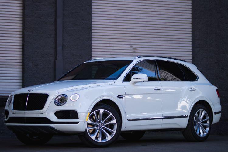 Bentley Bentayga V12