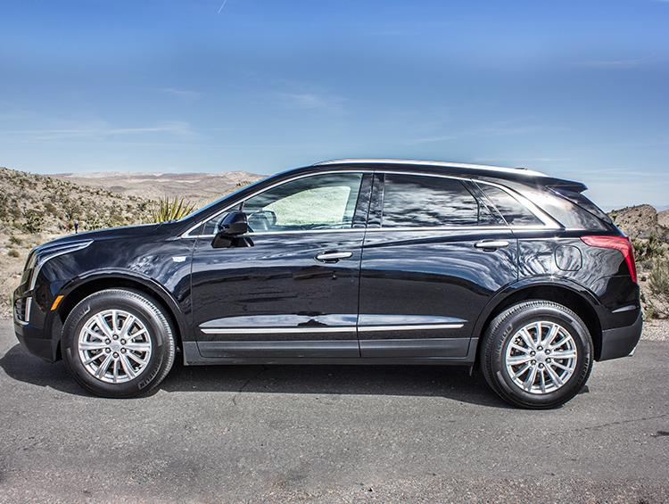 Cadillac XT5 SUV Rental