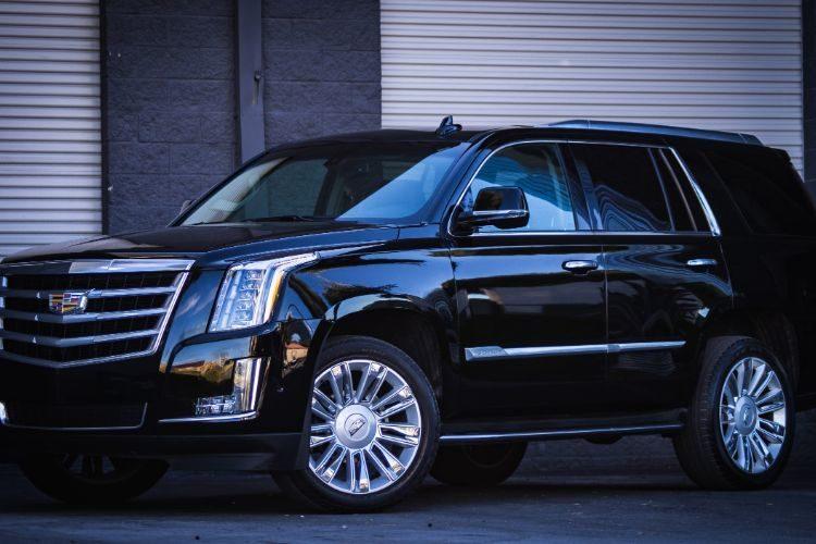 Cadillac- Escalade-black
