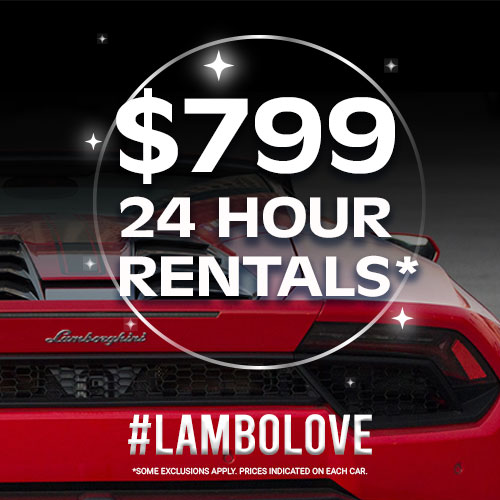 February $799 / 24 HR Rentals