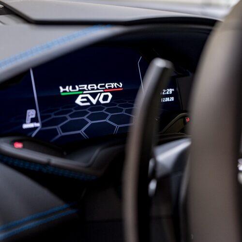 Lambo Huracan EVO Coupe