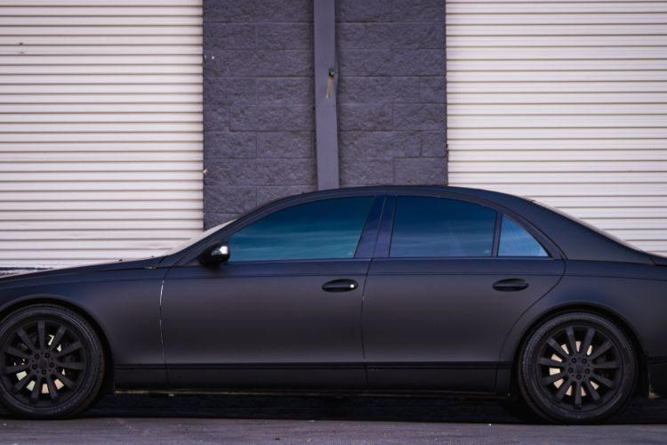 Maybach 57s grey