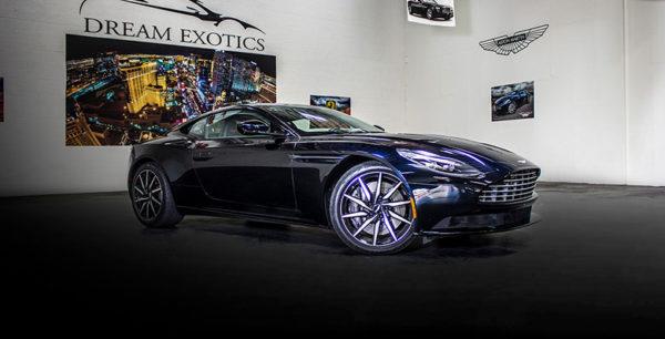 Aston Martin Featured In Las Vegas