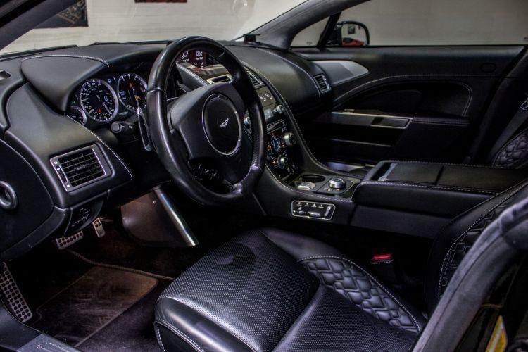 Aston Martin Rapide S, Black