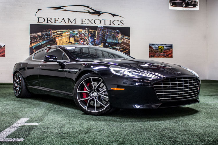 Aston Martin Rapide S, Featured