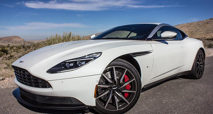Aston Martin Rental Las Vegas Dream Exotics