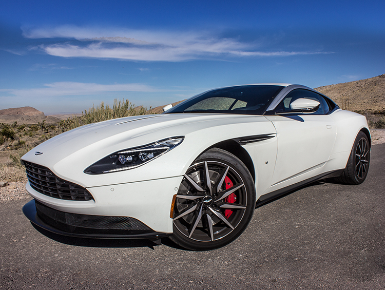 Aston Martin DB11 V12 Coupe