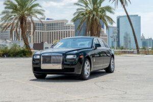 Rolls-Royce Ghost - Black