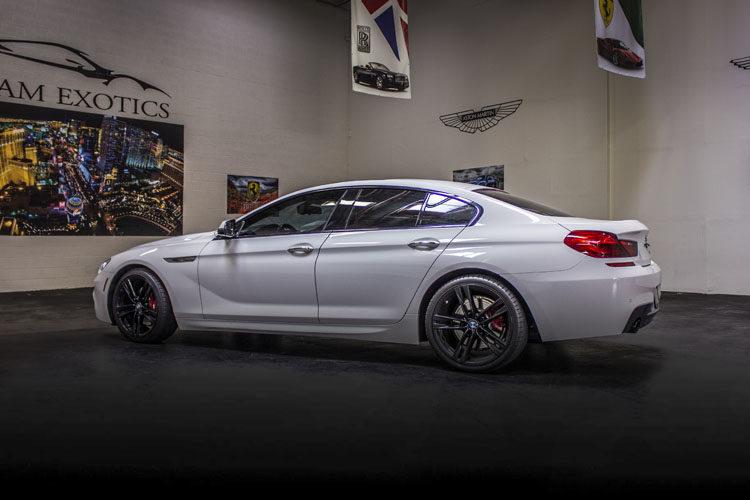 BMW 640i Gran Coupe White