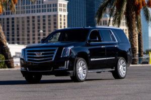 Cadillac Escalade, Black
