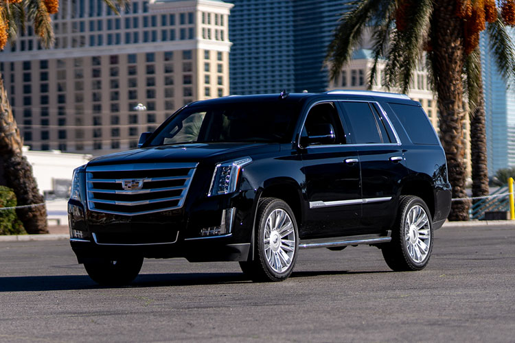 Cadillac Escalade, Black