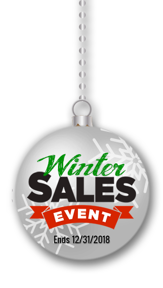 December 2018 Sales