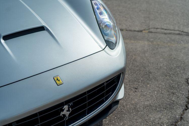 Ferrari California T Convertible