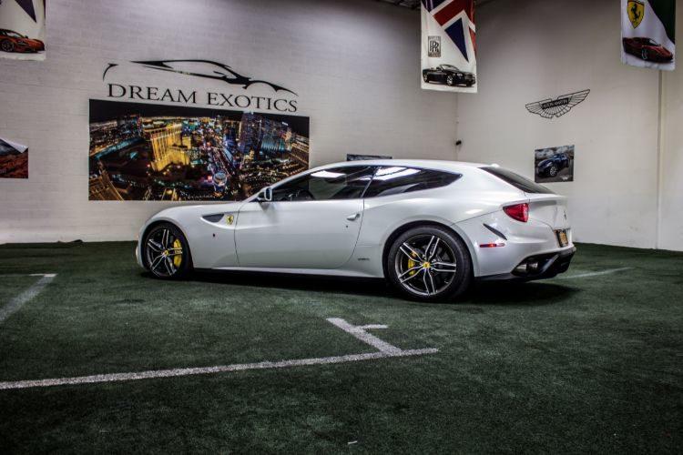 Ferrari FF, White