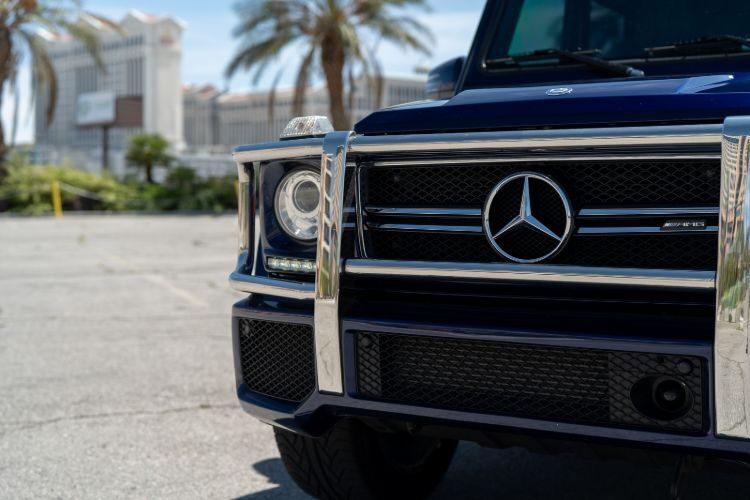 Mercedes-Benz G-Wagon