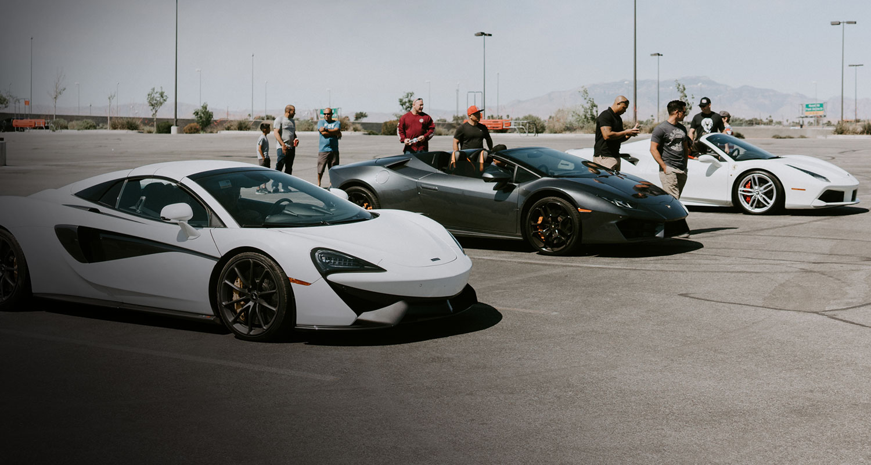 Lamborghini Fleet, Las Vegas