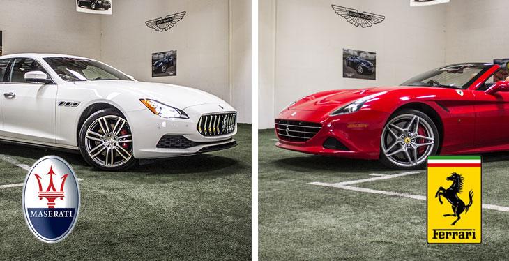 Las Vegas Luxury Maserati Or Ferrari Las Vegas Dream Exotics