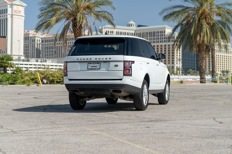 Range Rover Super Charged
