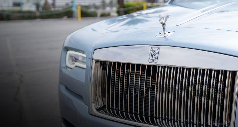 Rolls Royce Dawn Slide
