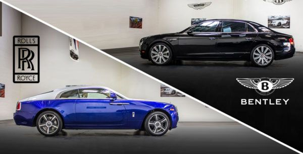 Rolls-Royce vs Bentley
