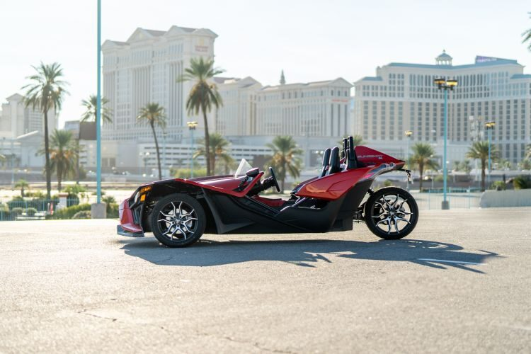 Slingshot Automatic SL Red