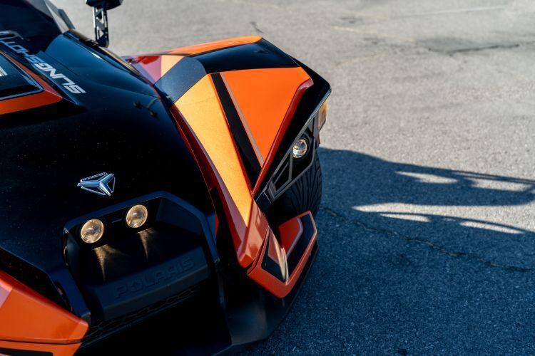 Slingshot SLR Orange