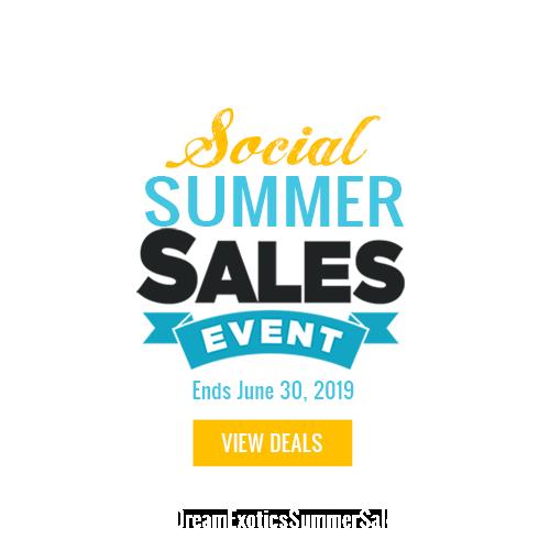 Social Summer Sales Event