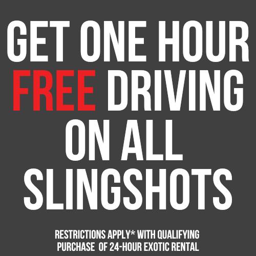 Slingshot Sale Text