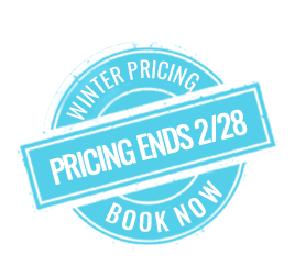 Winter Pricing Badge